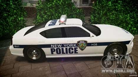 FIB Buffalo NYPD Police for GTA 4 left view