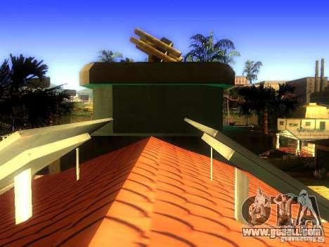 Base of Grove Street for GTA San Andreas eighth screenshot