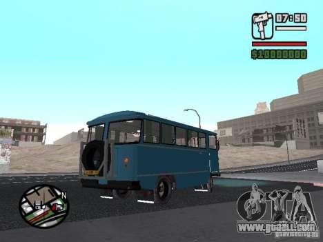 SYD-03 Chernigov for GTA San Andreas right view