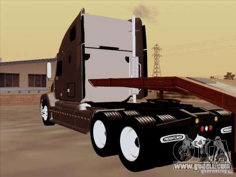 Freightliner Century ST for GTA San Andreas back view