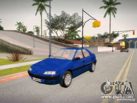 Citroën Xantia for GTA San Andreas