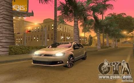 Volkswagen Gol G6 for GTA San Andreas