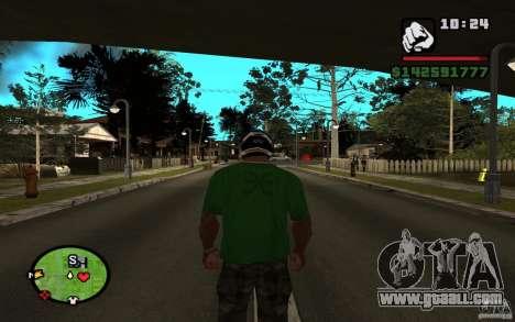 New Grove-Street for GTA San Andreas second screenshot