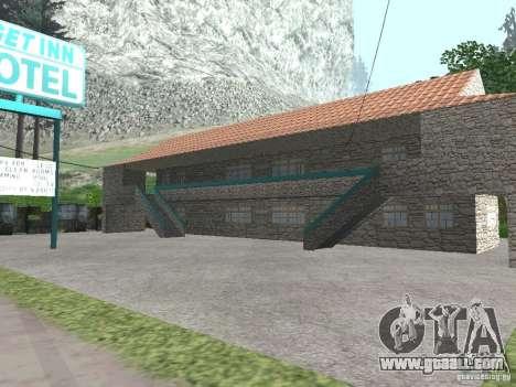 Modified Angel Pine village for GTA San Andreas sixth screenshot