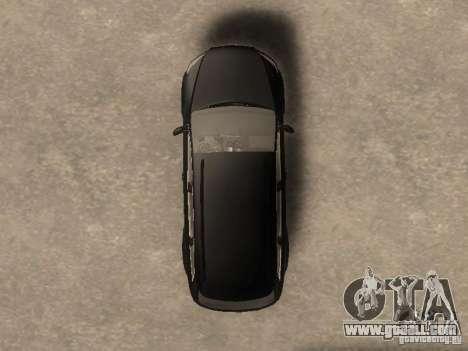 Audi Q7 TDI Stock for GTA San Andreas right view