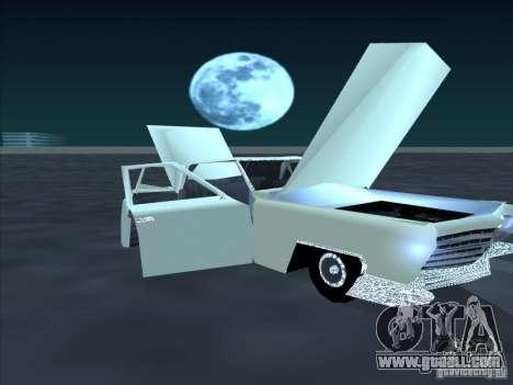 Cadillac Stella for GTA San Andreas right view