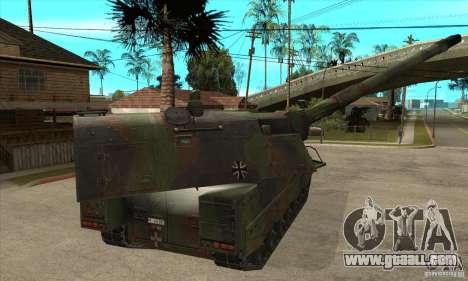 Panzerhaubitze 2000 for GTA San Andreas right view
