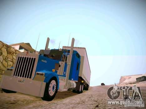 Kenworth W900 for GTA San Andreas