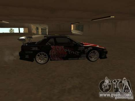Nissan Silvia S13 JDM for GTA San Andreas left view