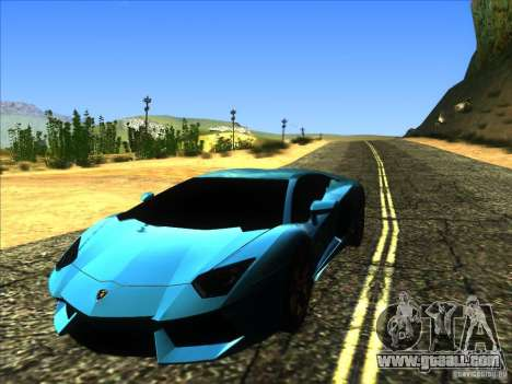 ENBSeries by Fallen v2.0 for GTA San Andreas tenth screenshot