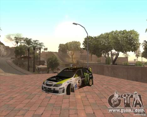 Subaru Impreza Ken Block for GTA San Andreas