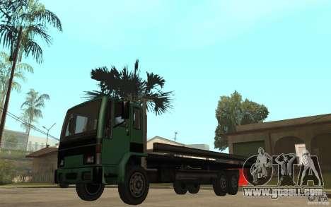 DFT30 Dumper Truck for GTA San Andreas