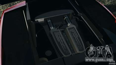 Lamborghini Gallardo LP570-4 Spyder Performante for GTA 4 side view