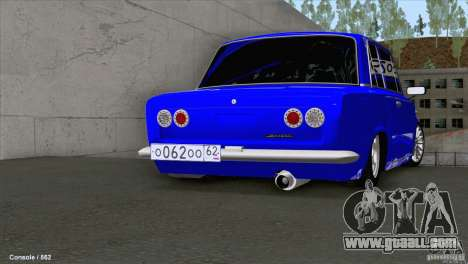 VAZ 2101 Coupe Loui for GTA San Andreas right view
