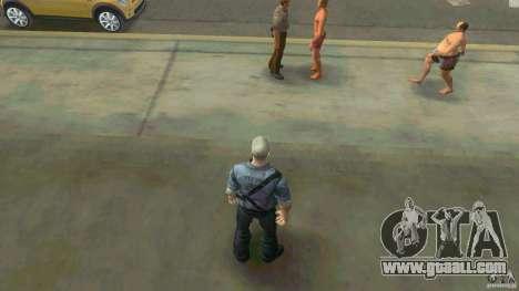 James Earl Cash for GTA Vice City second screenshot