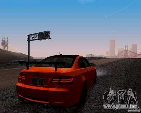 Real World v1.0 for GTA San Andreas third screenshot