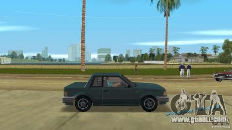 Manana HD for GTA Vice City right view
