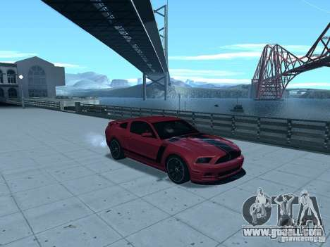 ENB Series By Raff-4 for GTA San Andreas sixth screenshot