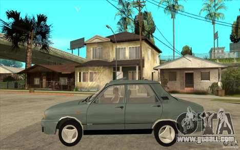 Dacia 1310 L Custom-RK for GTA San Andreas left view