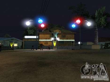 The New Grove Street for GTA San Andreas tenth screenshot
