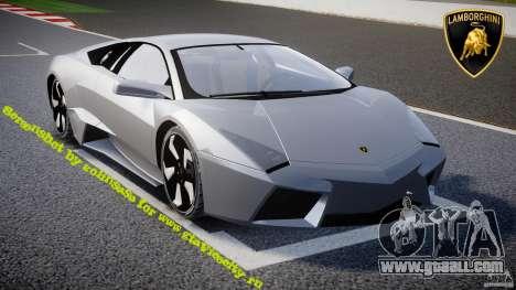 Lamborghini Reventon v2 for GTA 4