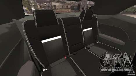 Dodge Challenger SRT8 392 2012 Police [ELS][EPM] for GTA 4 side view