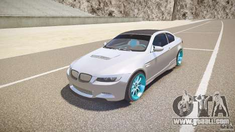 BMW E92 for GTA 4