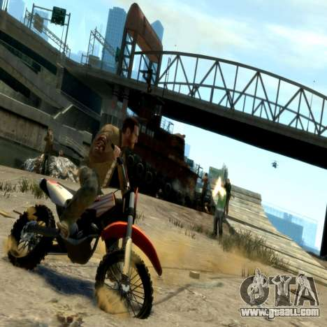 New loading screens for GTA 4 forth screenshot