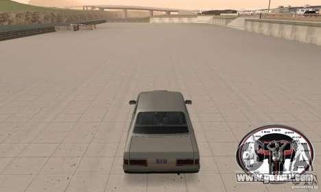 Speedo Skinpack SKULL for GTA San Andreas