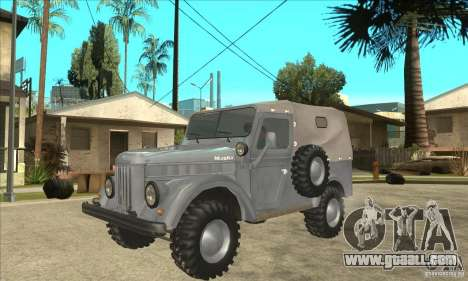 ARO M461 for GTA San Andreas