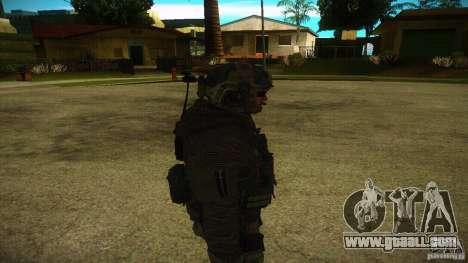 Sandman for GTA San Andreas third screenshot