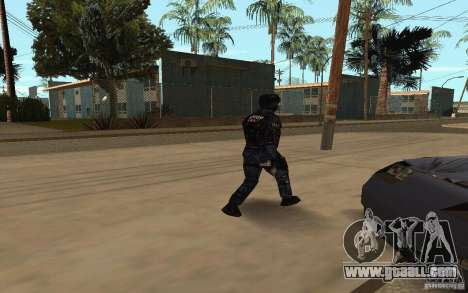 Alternative urban for GTA San Andreas forth screenshot