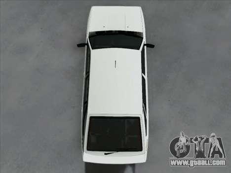 FSO Polonez Caro Orciari 1.4 GLI 16v for GTA San Andreas inner view