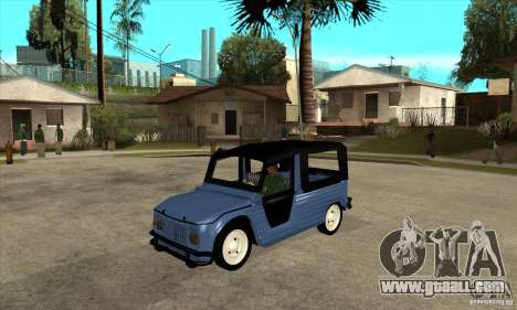 Citroen Mehari for GTA San Andreas