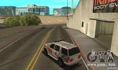 Ford Explorer 2002 for GTA San Andreas