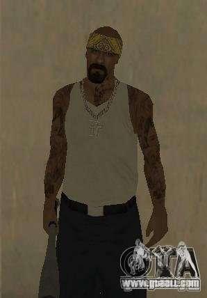 Los Santos Vagos (Skin pack) for GTA San Andreas