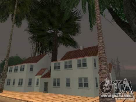 The mystery of the tropical islands for GTA San Andreas