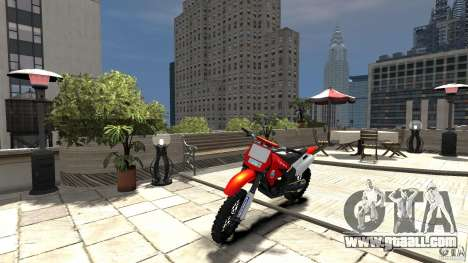 Yamaha Cross for GTA 4