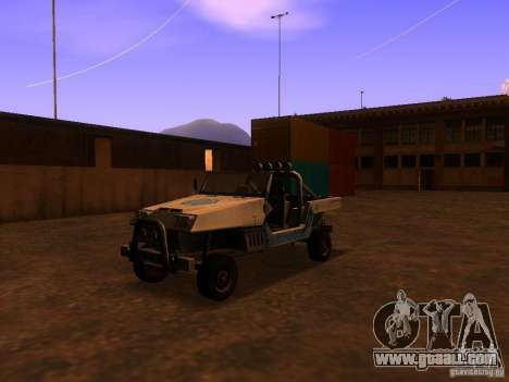 Pickup truck from T3 for GTA San Andreas