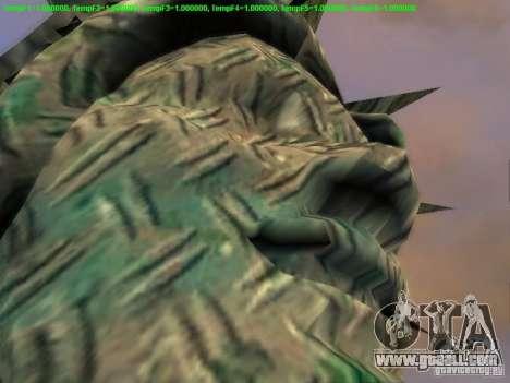 Statue of liberty 2013 for GTA San Andreas tenth screenshot
