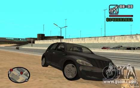 Chrysler PT Cruiser for GTA San Andreas