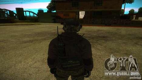 Sandman for GTA San Andreas second screenshot