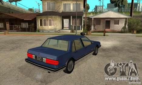 Pontiac Bonneville 1989 for GTA San Andreas right view