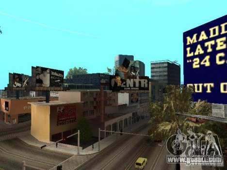 Rep quarter v1 for GTA San Andreas seventh screenshot