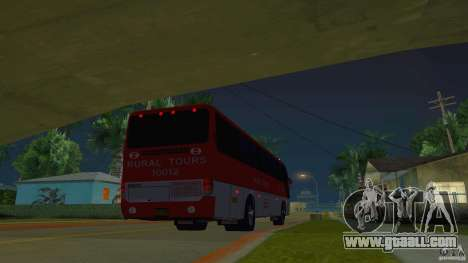 Rural Tours 10012 for GTA San Andreas left view