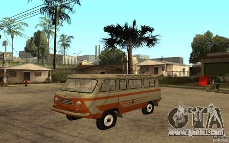 UAZ 450v for GTA San Andreas