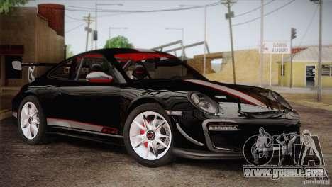 Porsche 911 GT3 for GTA San Andreas