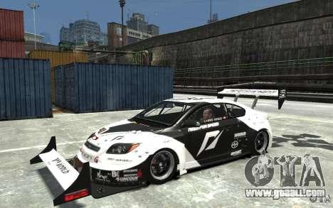 Scion tC AWD V1.0 for GTA 4