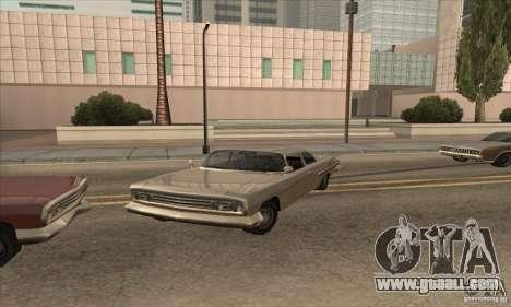 Enb Series HD v2 for GTA San Andreas