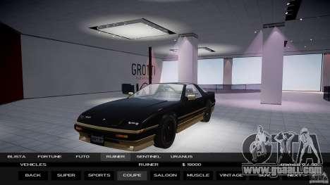 Auto Show 1.0.0 for GTA 4